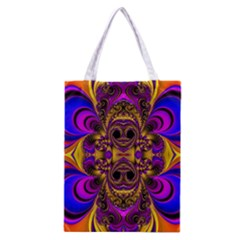 Crazy Abstract  All Over Print Classic Tote Bag by OCDesignss