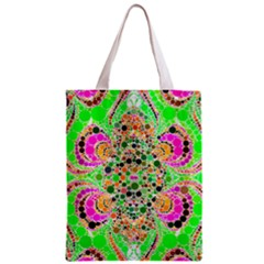 Florescent Abstract  All Over Print Classic Tote Bag by OCDesignss