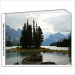 Jasper Banff ......2014 - 9x7 Photo Book (20 pages)