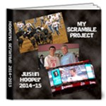My Scramble Project - 8x8 Deluxe Photo Book (20 pages)