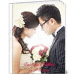 m&s wedding - 9x12 Deluxe Photo Book (20 pages)