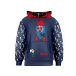 Space Man Kids Hoodie - Kids  Pullover Hoodie