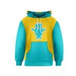 Kids Hoodie: Monster1 - Kids  Pullover Hoodie