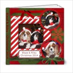 Xmas 2014 - 6x6 Photo Book (20 pages)