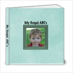 Josh Gospel ABC Book - 6x6 Photo Book (20 pages)