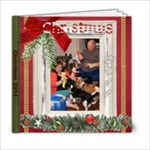 Christmas 2014 - 6x6 Photo Book (20 pages)