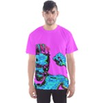 dangelo - Men s Sport Mesh Tee