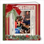 Christmas 2014 - 8x8 Photo Book (20 pages)