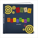 taichung - 6x6 Photo Book (20 pages)