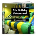 party book 2014_ - 8x8 Photo Book (20 pages)