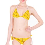 Yellow Bird - Bikini Set