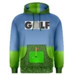Men s Golf pullover Hoodie #2 - Men s Pullover Hoodie