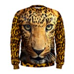 animal Panthera pardus - Men s Sweatshirt