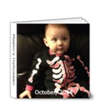 Maelin Halloween - 4x4 Deluxe Photo Book (20 pages)