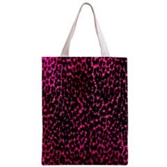 Hot Pink Leopard Print  Classic Tote Bag