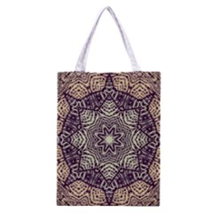 Crazy Beautiful Abstract  Classic Tote Bag by OCDesignss
