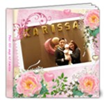 Karissa - 8x8 Deluxe Photo Book (20 pages)