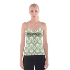 Luxury Pattern  Spaghetti Strap Top by dflcprintsclothing