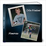 Collin - Sports  - 8x8 Photo Book (20 pages)