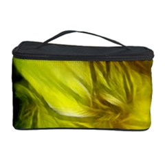 Abstract Yellow Daffodils Cosmetic Storage Case