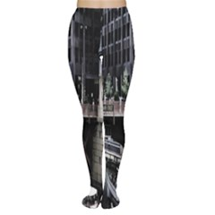 Adams Street Bridge Tights by bloomingvinedesign