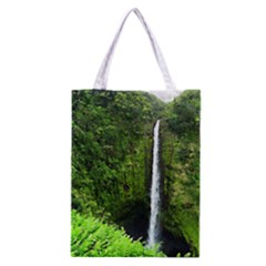 Akaka Falls Classic Tote Bag by bloomingvinedesign
