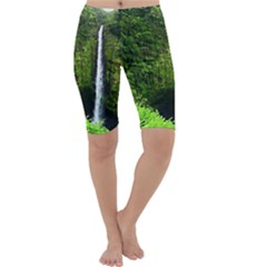Akaka Falls Cropped Leggings