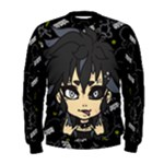 ryusei sweatshirt black - Men s Sweatshirt