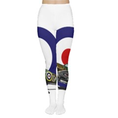 Spitfire And Roundel Tights by TheManCave