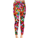 candy rainbow - Leggings