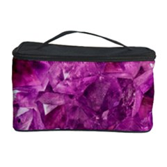 Amethyst Stone Of Healing Cosmetic Storage Case
