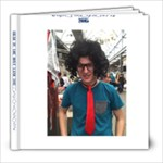 Gilad Album - 8x8 Photo Book (20 pages)