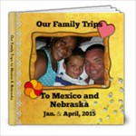MEXICO5 - 8x8 Photo Book (20 pages)