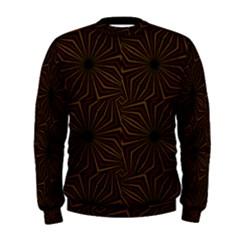 Tribal Geometric Vintage Pattern  Men s Sweatshirt by dflcprintsclothing