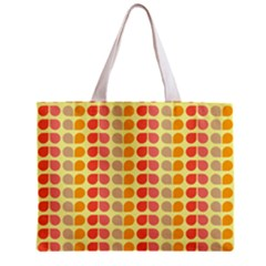 Colorful Leaf Pattern Tiny Tote Bag by creativemom