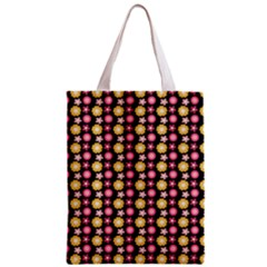 Cute Floral Pattern Classic Tote Bag by creativemom