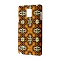 Faux Animal Print Pattern Samsung Galaxy Note 4 Hardshell Case View2
