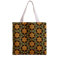 Faux Animal Print Pattern Grocery Tote Bag by creativemom
