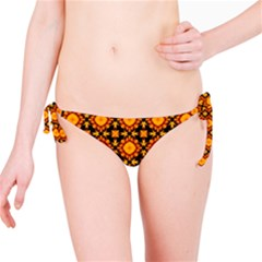 Cute Pretty Elegant Pattern Bikini Bottom by creativemom