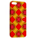 Cute Pretty Elegant Pattern Apple iPhone 5 Hardshell Case with Stand View2