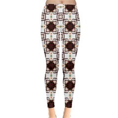 Cute Pretty Elegant Pattern Leggings  by creativemom