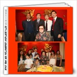 Mrs Chue 90th Birthday - 12x12 Photo Book (20 pages)