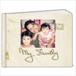 My family - 7x5 Photo Book (20 pages)