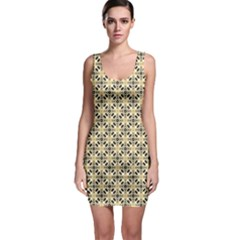 Cute Pretty Elegant Pattern Bodycon Dress by creativemom