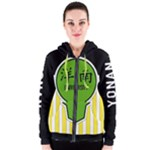Yonan University  - Women s Zipper Hoodie