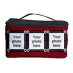 Love Black and Red Cosmetic Storage Case