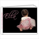 ella - 9x7 Photo Book (20 pages)