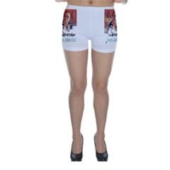 Shao Lin Ta Peng Hsiao Tzu D80d4dae Skinny Shorts