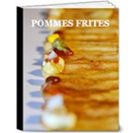 pommes frites - 8x10 Deluxe Photo Book (20 pages)