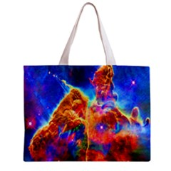 Cosmic Mind Tiny Tote Bag by icarusismartdesigns